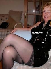 PVC Skirt xxx slut Skirt whore grandma