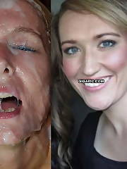 Before and after bitch wives