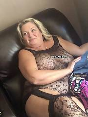 These are photos of my sexual wifey pam from michigan