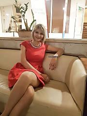 Magda 50 years old large boobs Polish bitch wifey