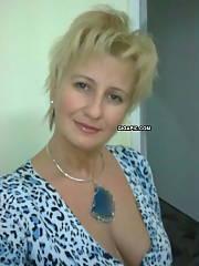 Angelica 50 years old Polish hairy mature