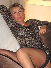 Isabella Amateur Blonde MILF