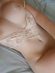 Amateur 52 Teen sexy Heet huge Tits Lingerie